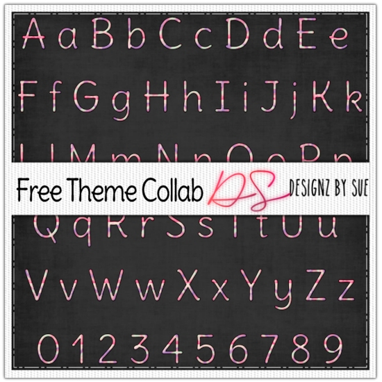 FREE THEME COLLAB 2017 ALPHAS